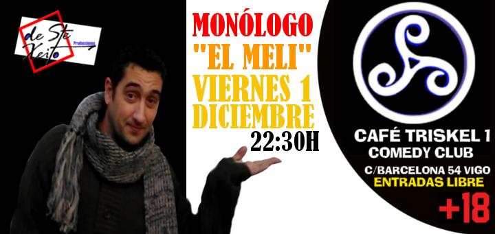 Humorista El Meli