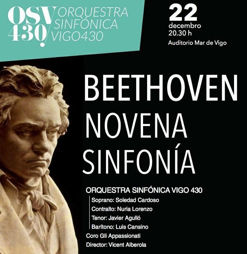 Novena Sinfonía de Beethoven