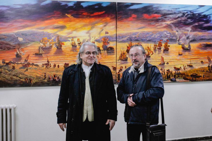 Arte e historia en el Ayuntamiento de Vigo