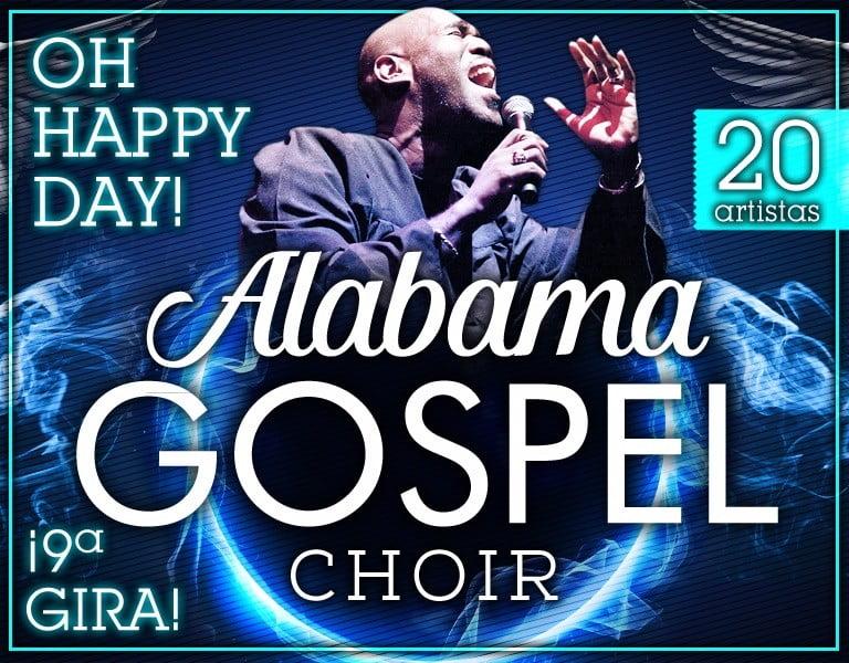 Alabama Gospel Choir | Afundación | Vigo