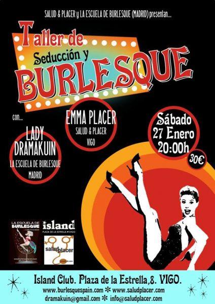 Taller de Seducción&Burlesque