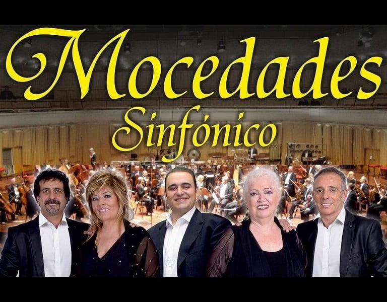 Mocedades, concierto sinfónico en Vigo