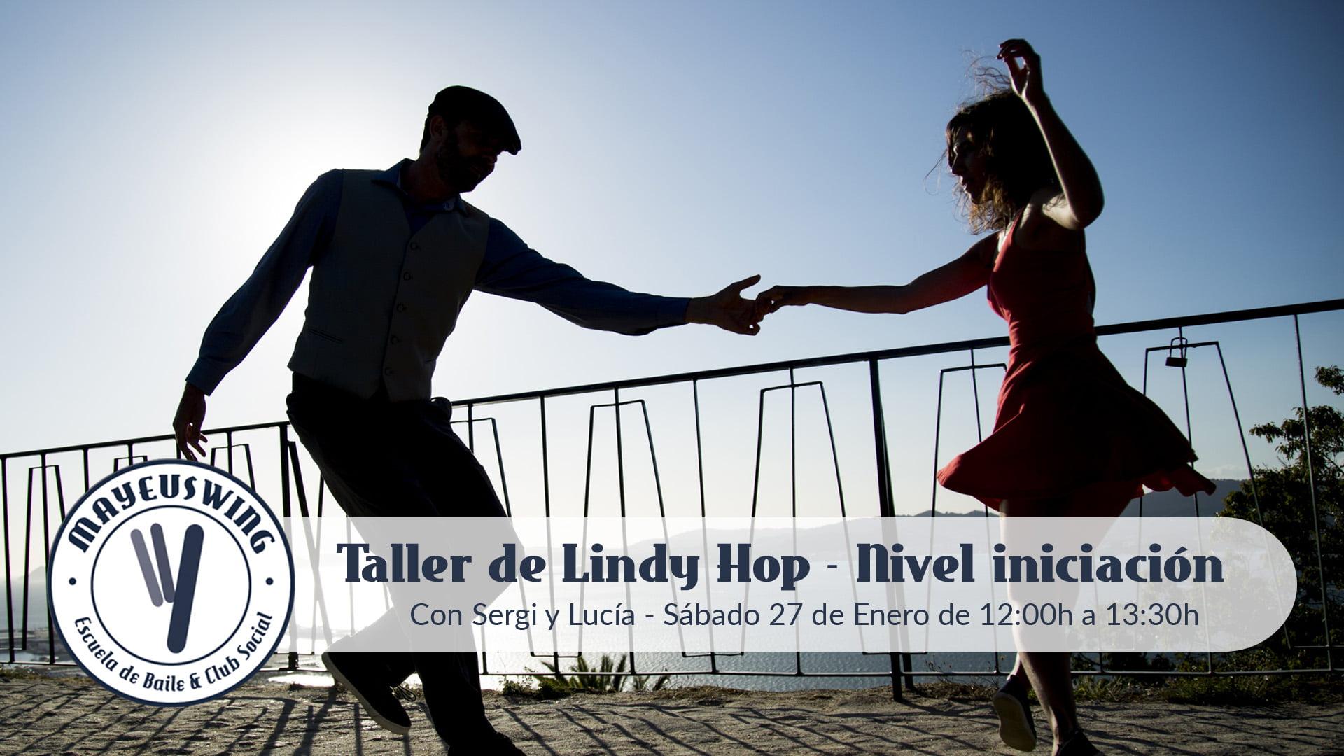 Taller de Iniciación al Lindy Hop
