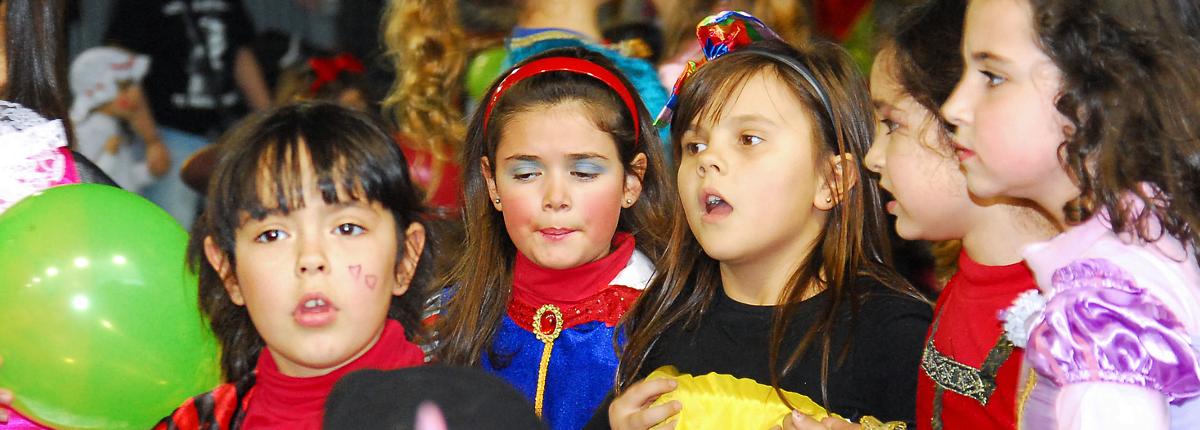 Eventos Infantiles de Carnaval 2018