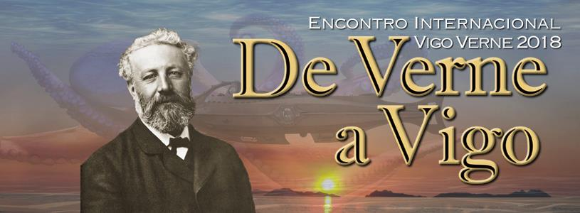 Encuentro Internacional: De Verne a Vigo.