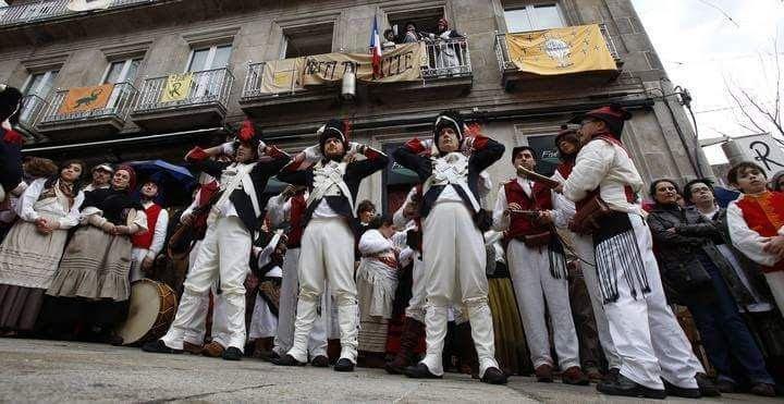 Re-reconquista de Vigo 2018