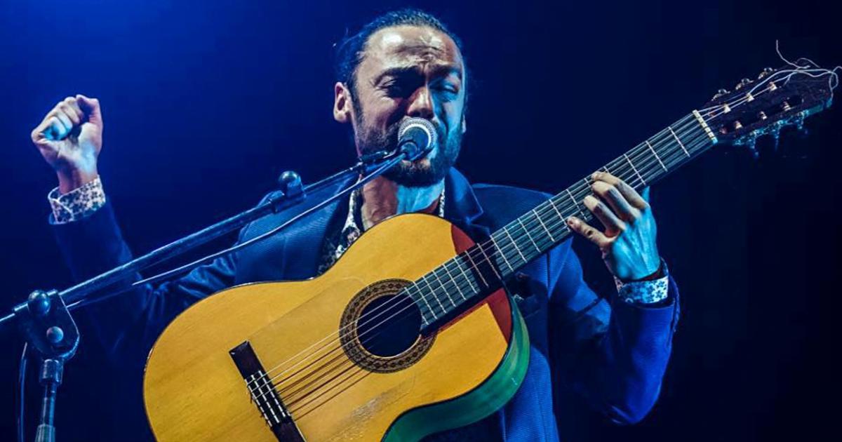 Concierto de Diego Guerrero en Vigo