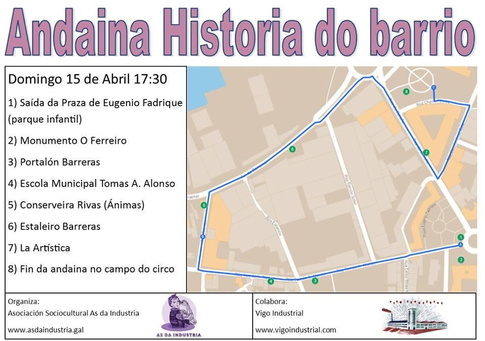 circuito histórico