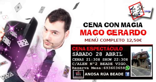 Noche de Magia con Mago Gerardo
