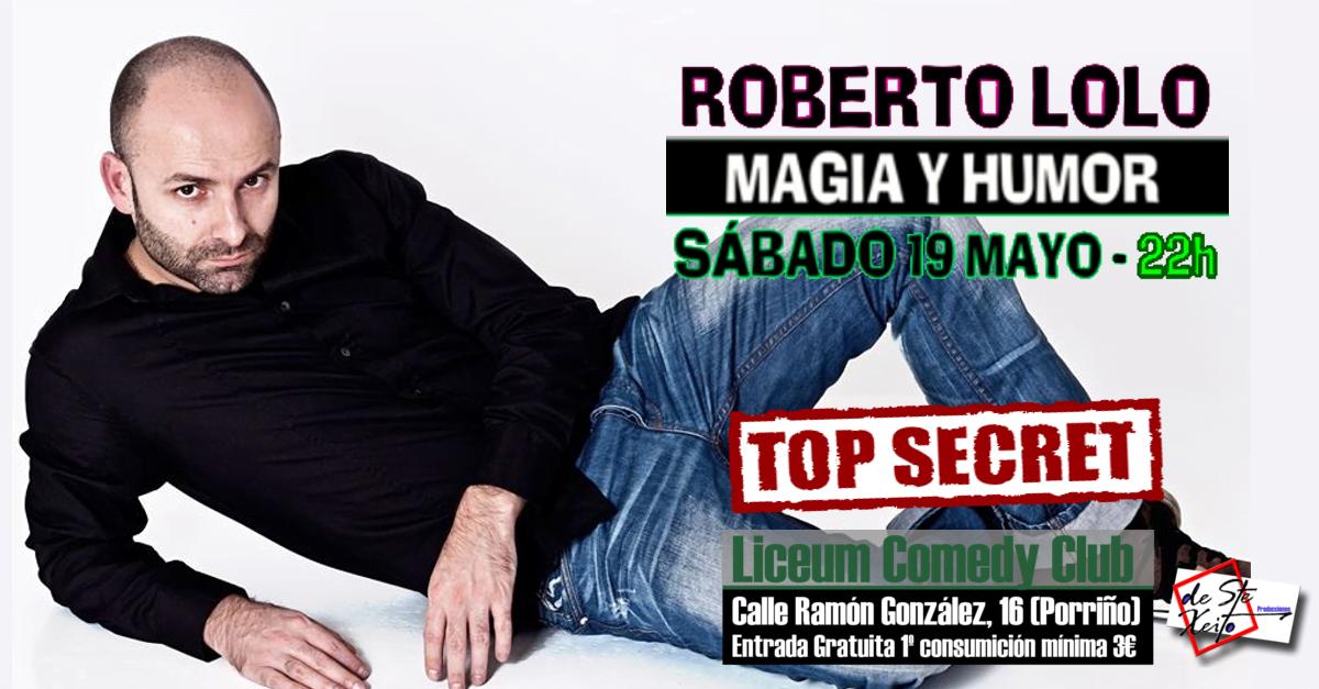 Magia Top Secret
