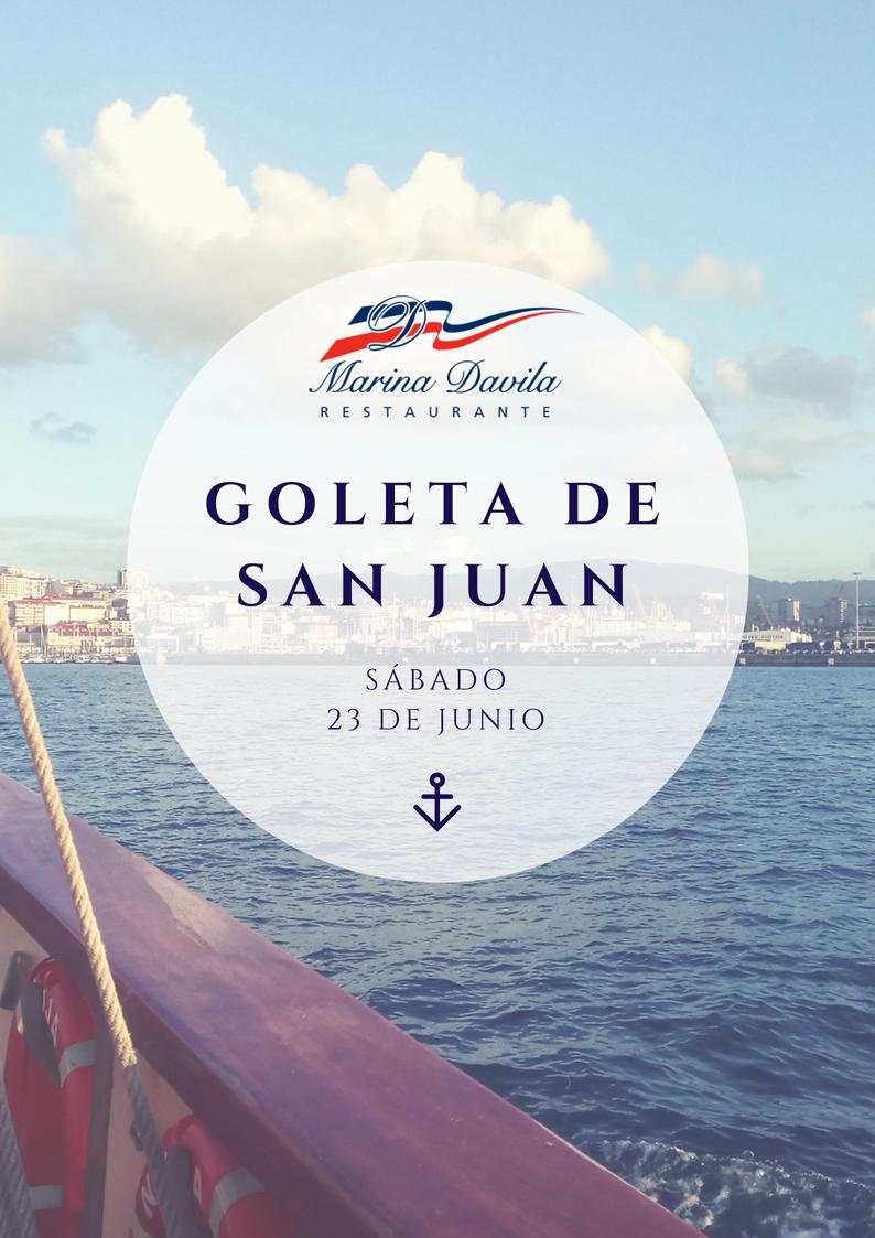 Travesía Goleta de San Juan