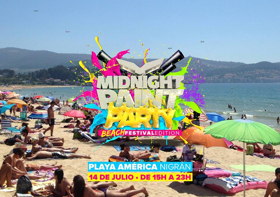 Midnight Paint Party Festival 2018