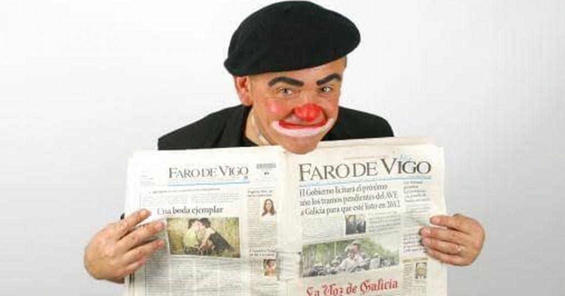Bufón Gossip | Show Adulto | Vigo