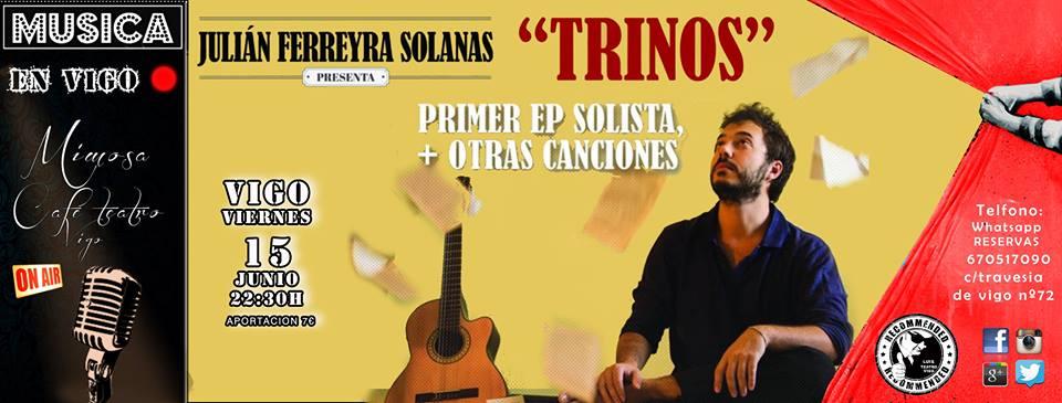 Julián Ferreyra Solanas