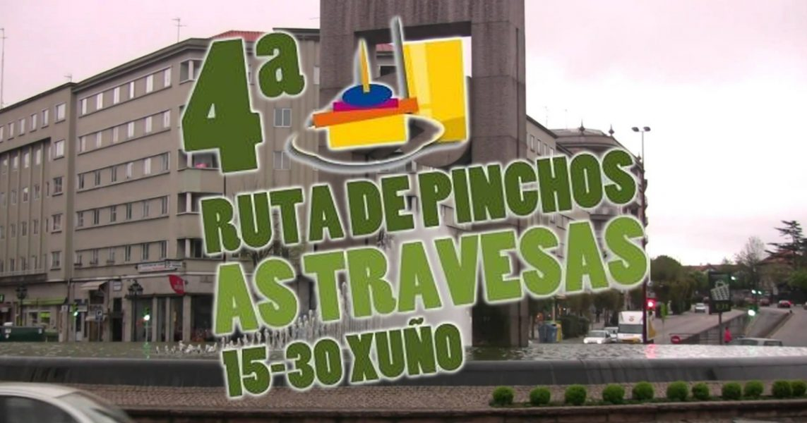Ruta de Pinchos As Travesas 2018 | Vigo