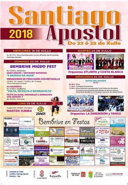 Fiestas de Bembrive 2018