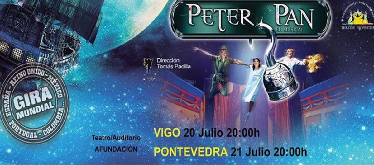Musical de Peter Pan