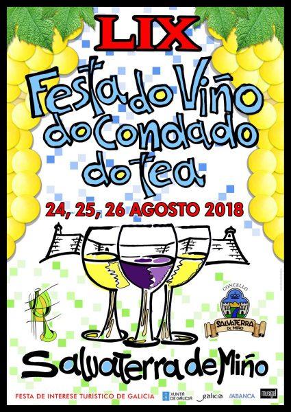 Fiesta del Vino del Condado do Tea 2018