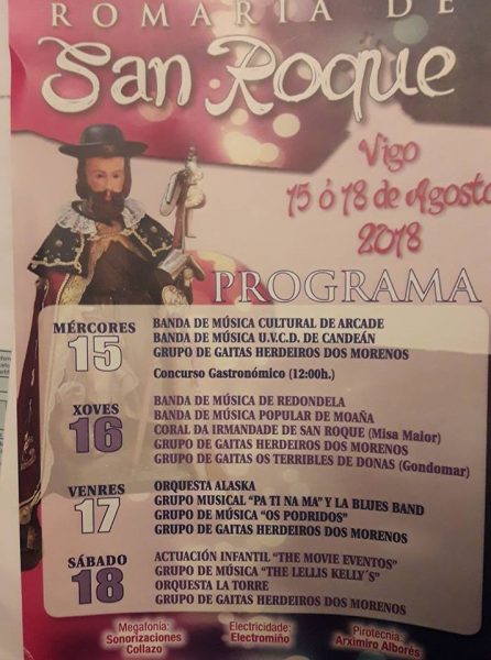 Fiestas de San Roque 2018