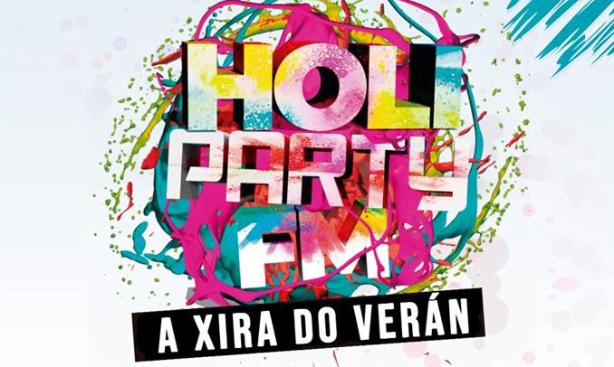 El Holi Party + Festival Moseando 2019 se celebrará el 31 de agosto en Mos