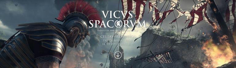 El VICVS SPACORVM se celebra este fin de semana (14 y 15 de septiembre) en el barrio de Navia, Vigo