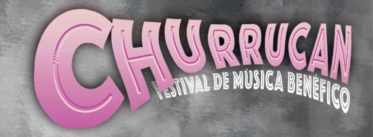 El festival de música benéfico, Churrucan se celebrará el 19 de octubre a partir de las 17:30 horas entorno a Churruca, Vigo