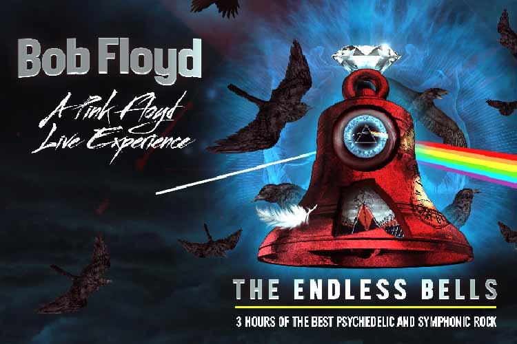 Viernes 11 de octubre en la Sala Rouge ven a ver a Bob Floyd