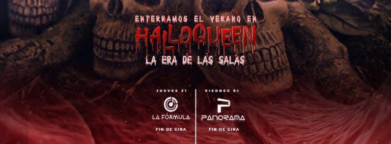 Celebra este Halloween 2019 en la Sala Queen el 31 y el 1 de noviembre.