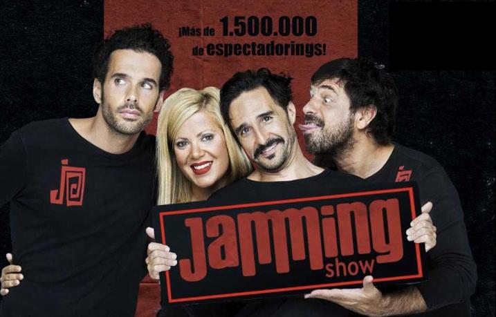Jamming On Tour el 12 de octubre en el Auditorio Municipal de Vigo