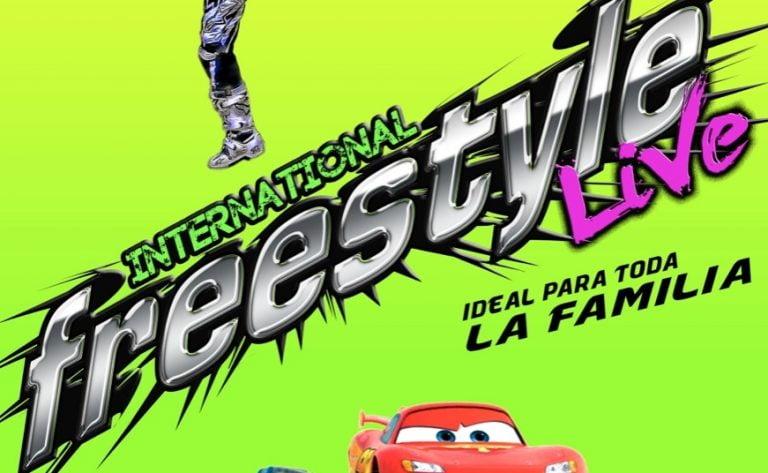Exhibición de FreeStyle el 30 de noviembre en el IFEVI de Vigo