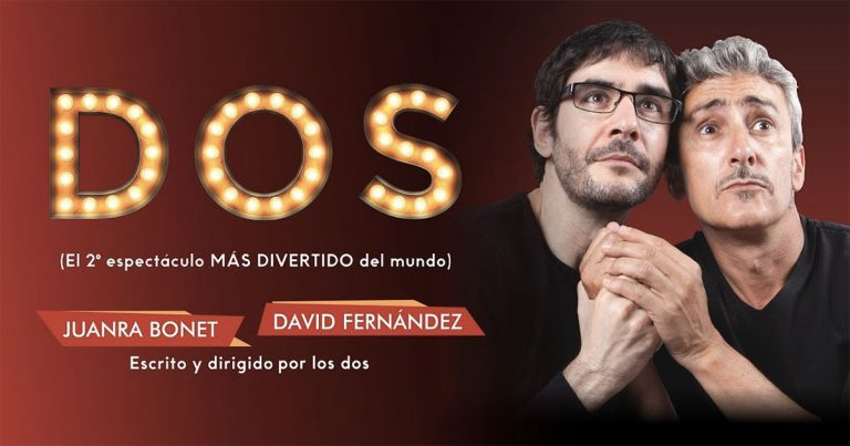 DOS, el 2º espectáculo más divertido del mundo el 27 de diciembre en el Teatro Afundación, Vigo