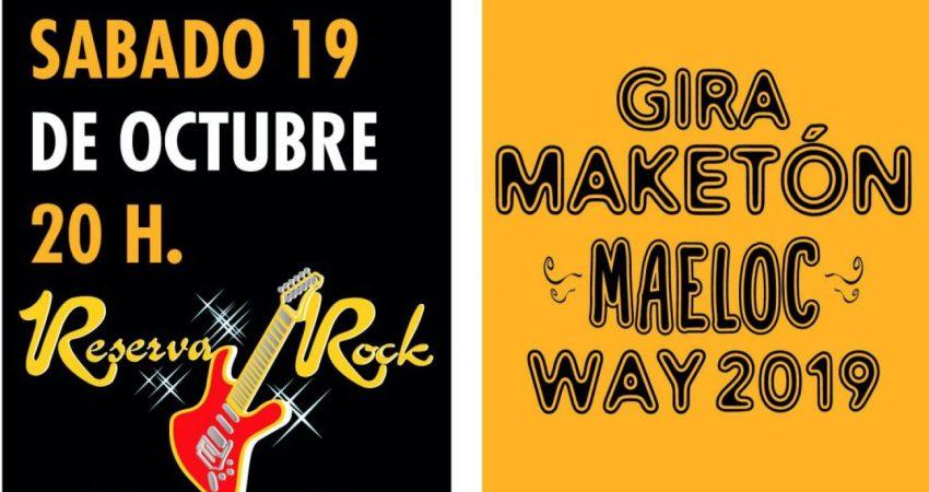 Maketón Maeloc Way - Family Folks el 19 de octubre en el Reserva Rock, Vigo