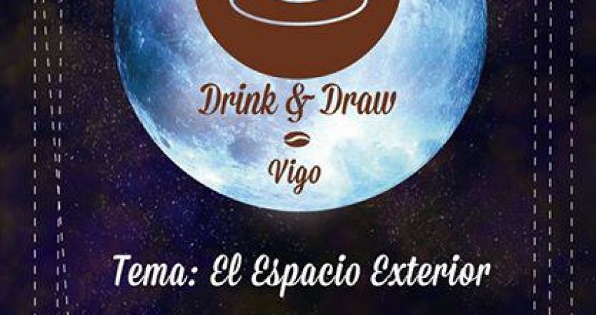 Drink and Draw Vigo