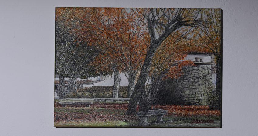 Exposición del pintor gallego Juan Barberena con entrada gratuita en Sede Afundación hasta el 9 de julio
