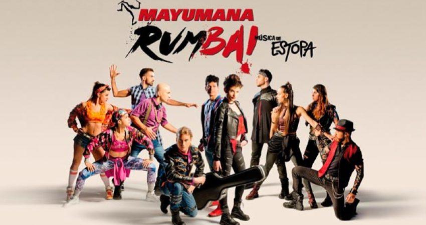 Mayumana