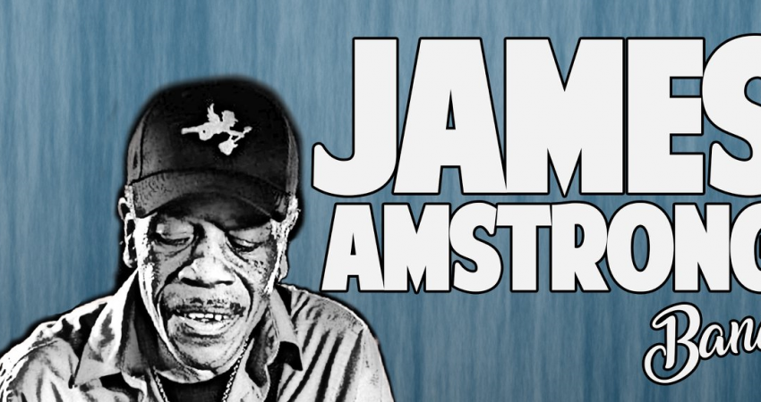 James Armstrong Band (USA) Ciclo Internacional
