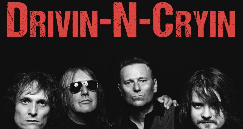 Drivin N Cryin actuará en la sala Rouge el 4 de octubre a las 22:00 horas de la noche. Su único concierto en Galicia.