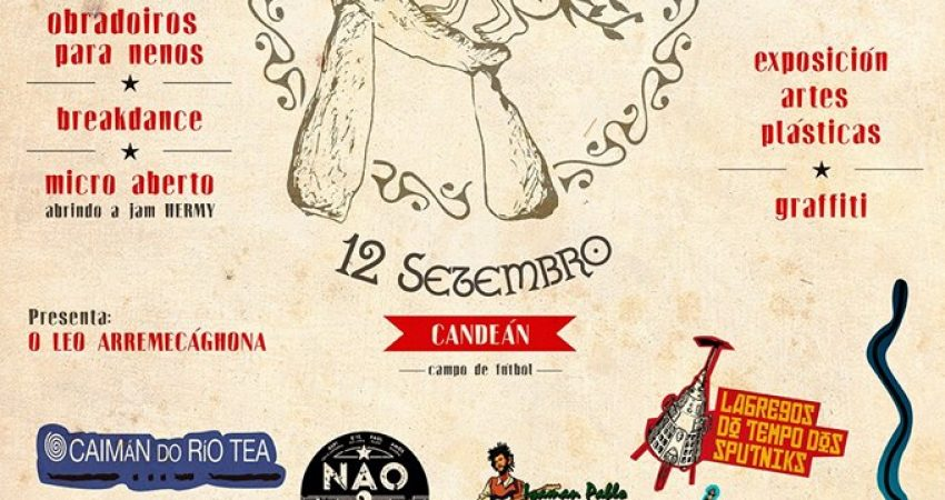 festival son de mámoas 2014