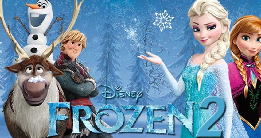 Sorteo de entradas para el preestreno de la película Frozen 2 en Vigo