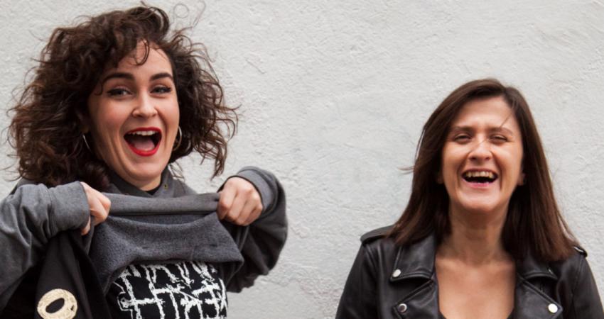 las niñas de la risa