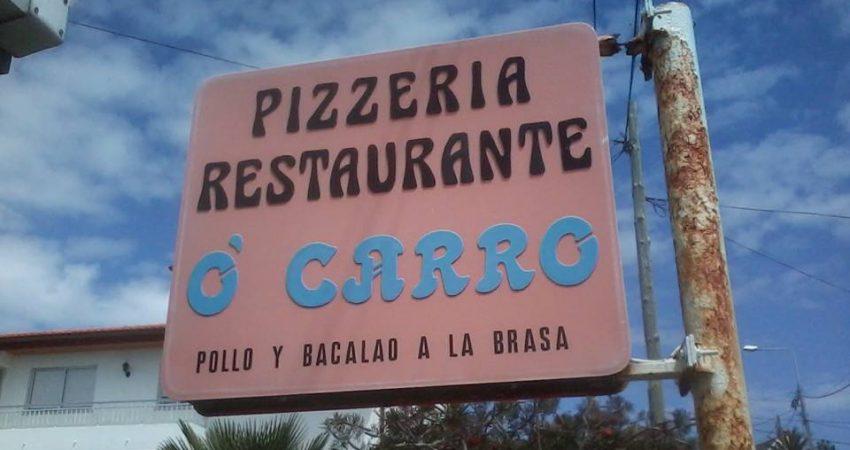 pizzeria Restaurante O´Carro