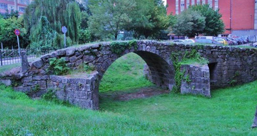 puente medieval de Fragoso