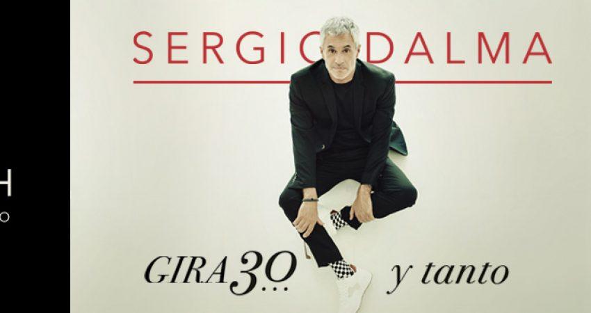 Sergio Dalma en concierto en el Auditorio Mar de Vigo el 8 de mayo del 2020