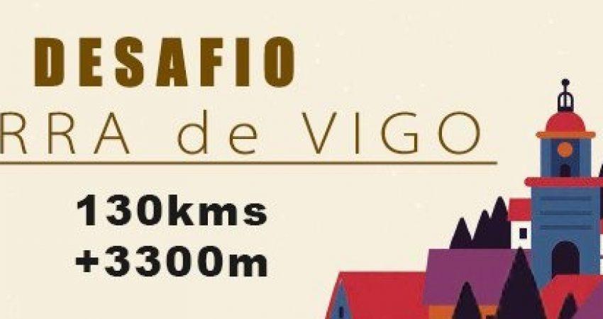 El sábado 29 de junio se celebra el Desafío Serra de Vigo, una quedada cicloturista de libre asistencia